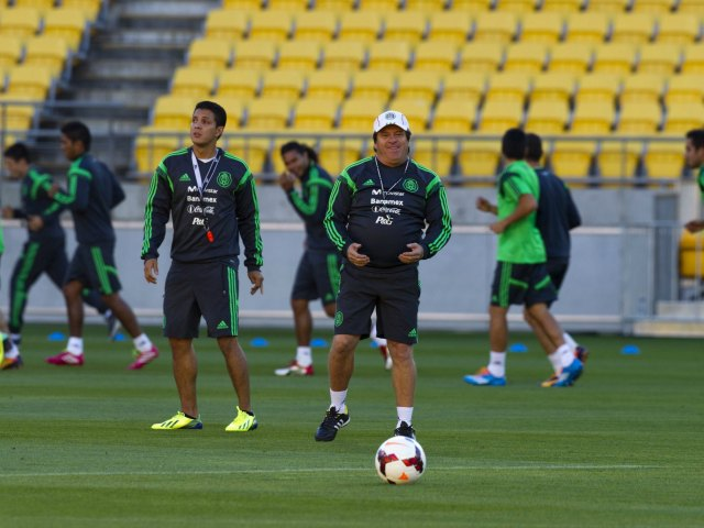 El Tri enfrentará a Nigeria y Ecuador en amistosos