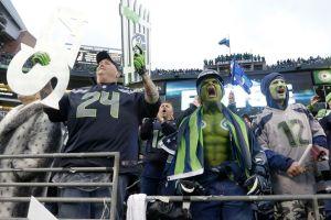 Fanáticos de Seahawks causaron otra 'sacudida'