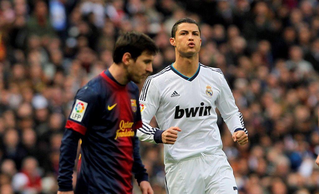 Ronaldo, Ribery y Messi, tres astros por el Balón de Oro