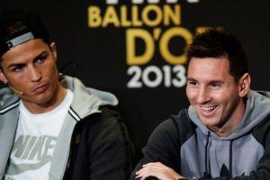 Messi no tiene nada que reclamar a Cristiano Ronaldo
