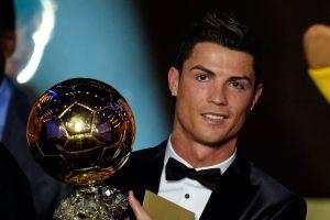 Cristiano Ronaldo gana el Balón de Oro de la FIFA
