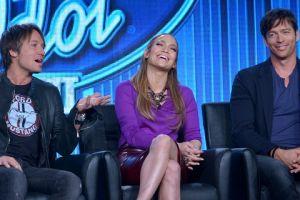 Jennifer López presentó el nuevo 'American Idol'