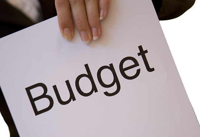 Prioritize your life. Create a budget.