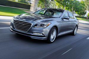 El nuevo Hyundai Genesis del 2015, hizo su debut en Detroit