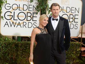 Elsa Pataky y Chris Hemsworth serán padres de mellizos