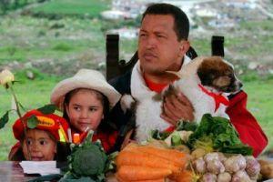 Hugo Chávez salva de la extinción al perro de Bolívar