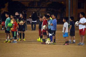 Occidente F.C. acerca el fútbol a los niños en el Este de LA
