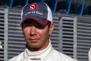Kobayashi vuelve a la F1 con Caterham