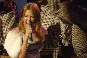 Kylie Minogue aún ama a Andrés Velencoso