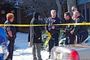 El tiroteo en Universidad Purdue deja un muerto (fotos)