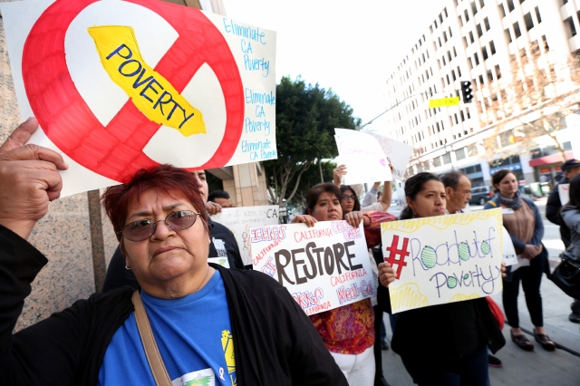 Más latinas pobres bajo la administración Obama