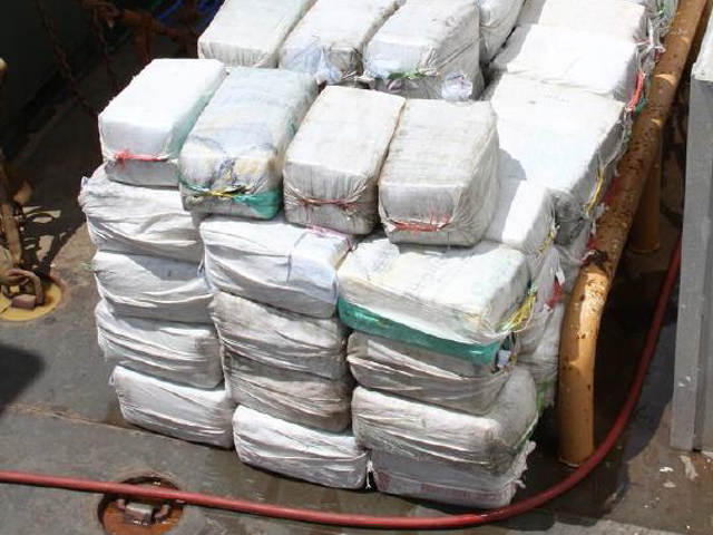 """""""Descubren"""" narcotráfico en Guatemala"""