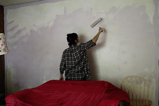 Cómo pintar paredes: 10 errores comunes