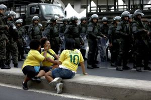 Brasil contempla desplegar militares durante el Mundial