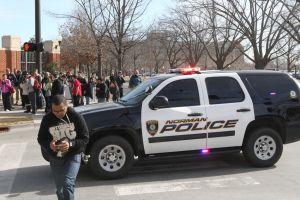 Normalidad en Universidad de Oklahoma tras falso tiroteo