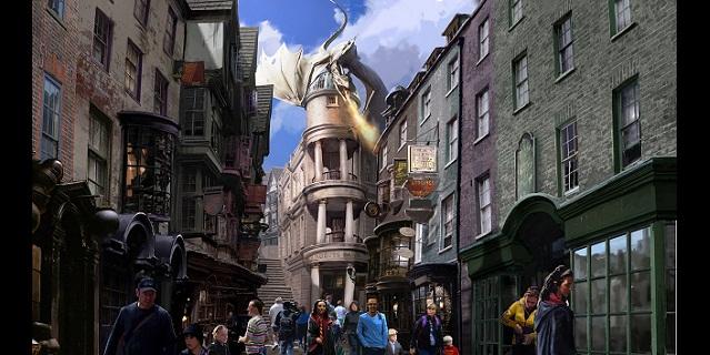 El mundo de Harry Potter se expande en Universal Orlando