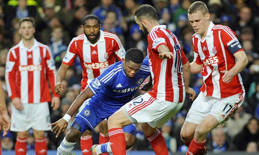 Chelsea gana a Stoke City en la FA Cup