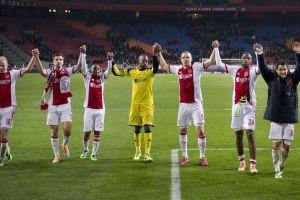 Ajax se pone en ventaja en la Liga Holandesa