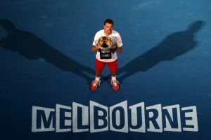 Wawrinka derrota a Nadal en final de Australia