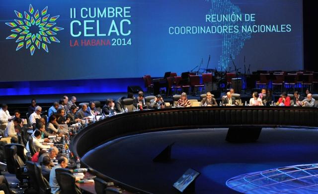 El clima de la Celac en Cuba