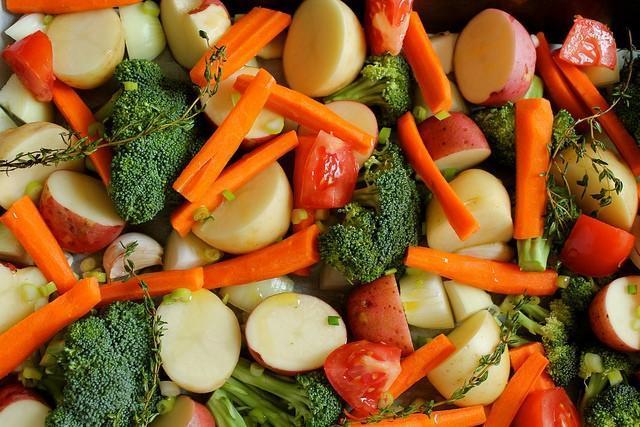 Cuidar el peso con alimentos bajos en calorías