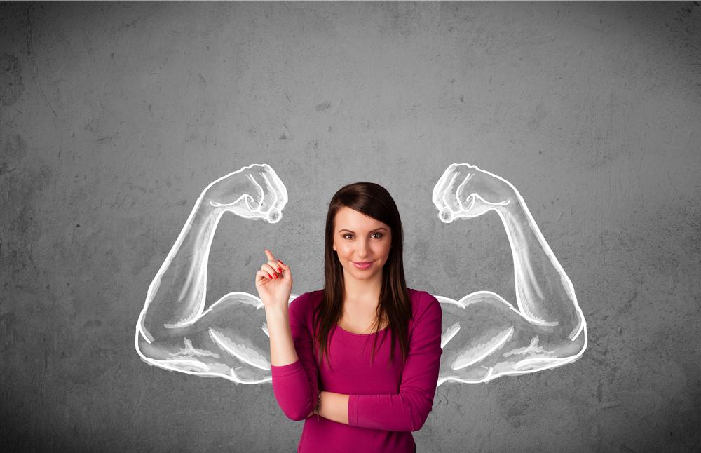 Tonifica tus brazos con estos ejercicios que puedes realizar en casa.