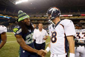 Sherman considera a Manning una leyenda viviente