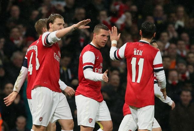 Arsenal quiere estar solo