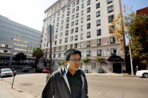 Prefieren renta barata en edificios en riesgo en LA