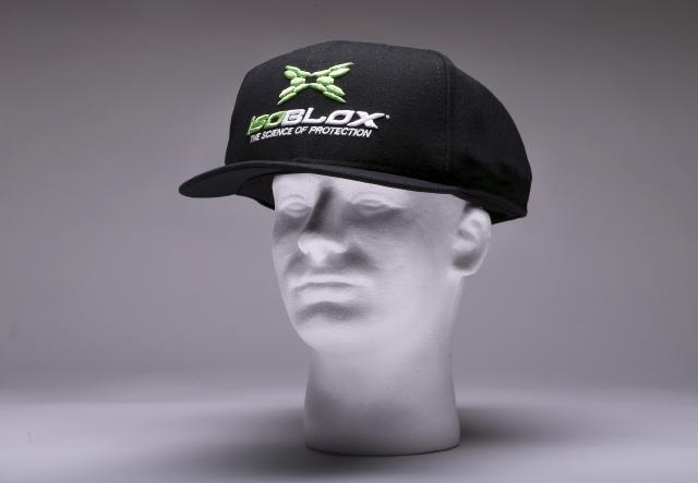 Este es el modelo  de   las  gorras para  lanzadores en el 2014.