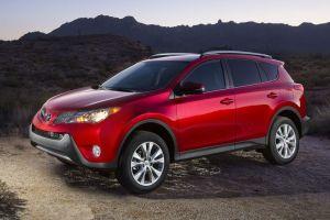 Toyota RAV4 2014, prueba de 2,500 millas