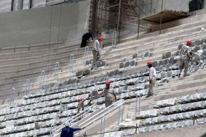 Mejoran obras en Curitiba
