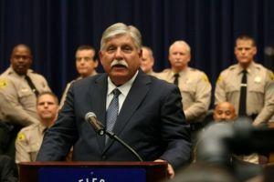 Nuevo Sheriff de Los Ángeles se enfocará en la criminalidad