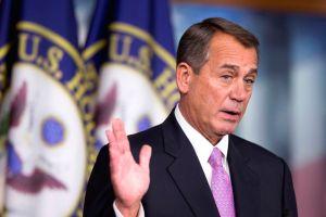 """Reacciones mixtas a """"principios"""" migratorios de Boehner"""