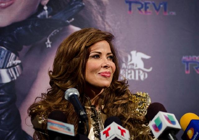Gloria Trevi ganó demanda contra Tv Azteca en EE.UU.