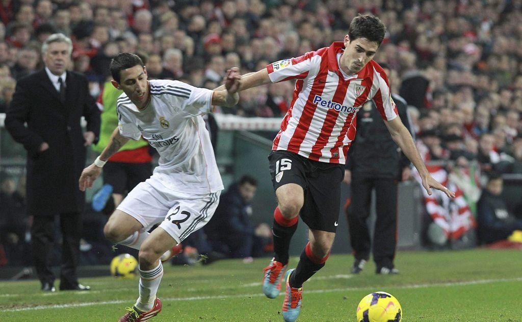 Real Madrid empata en San Mamés y se queda tercero en la Liga