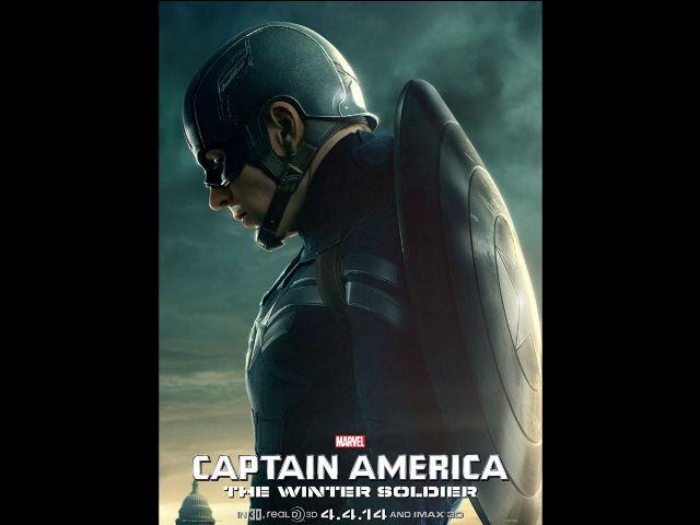 """Nuevo adelanto de la cinta """"Captain America : The Winter Soldier"""""""