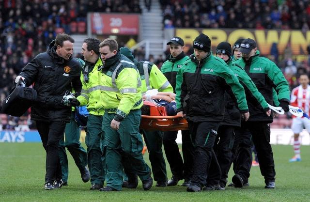 Stoke hunde al Man-Utd