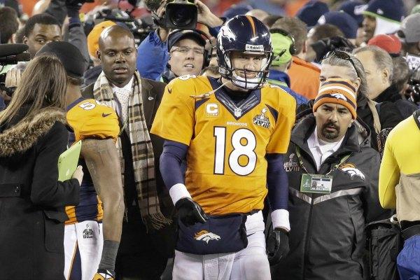 Peyton Manning siente frustración, tras la paliza de Seattle