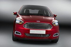 Figo Concept, el pequeño sedán de Ford
