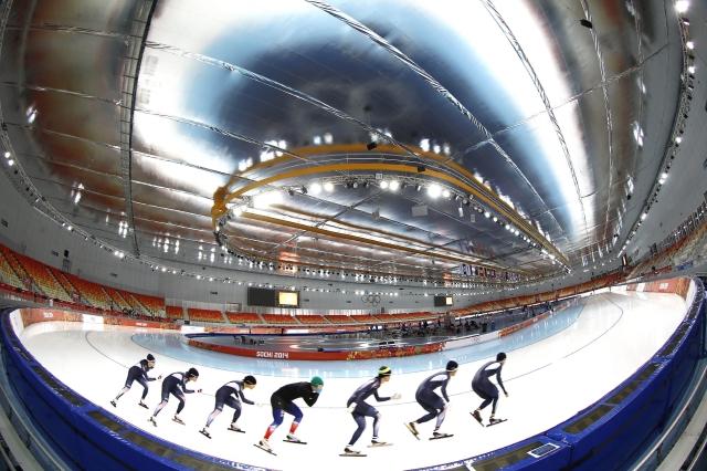 Sochi casi a punto