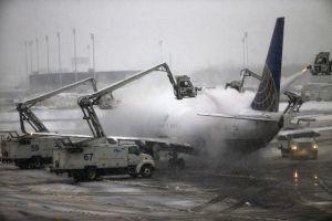 Tormenta invernal Nika afecta a 120 millones en EEUU
