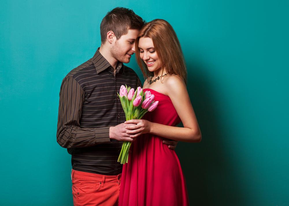 Vístete para un romántico Día de San Valentín