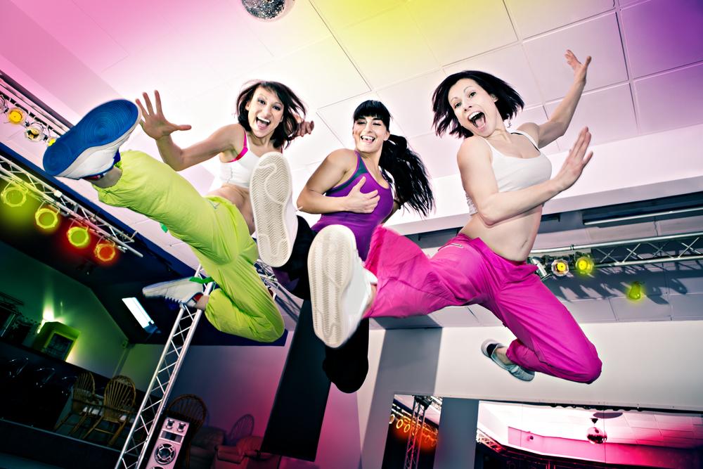 Zumba: diversión asegurada en el gym