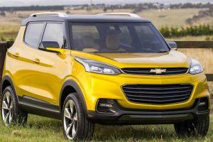 Adra Concept, ¿el próximo crossover de Chevrolet?