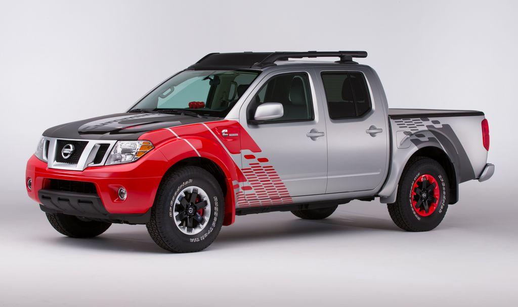 Nissan presenta un Frontier diesel en el Chicago Auto Show