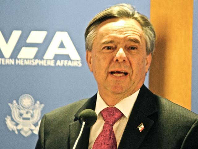 Embajador de México confía en reforma migratoria en EEUU