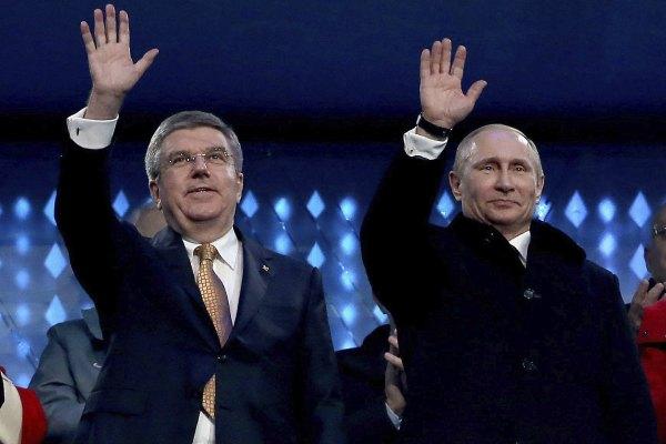 Putin declara inaugurados los Juegos Olímpicos de Sochi (Fotos)