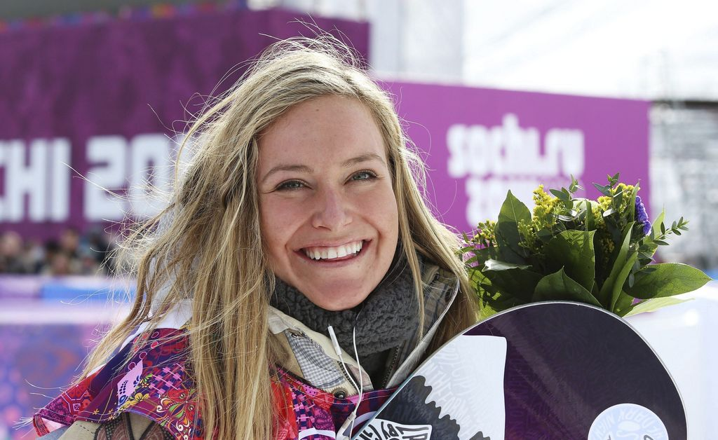La estadounidense Jamie Anderson pasa a la historia en Sochi