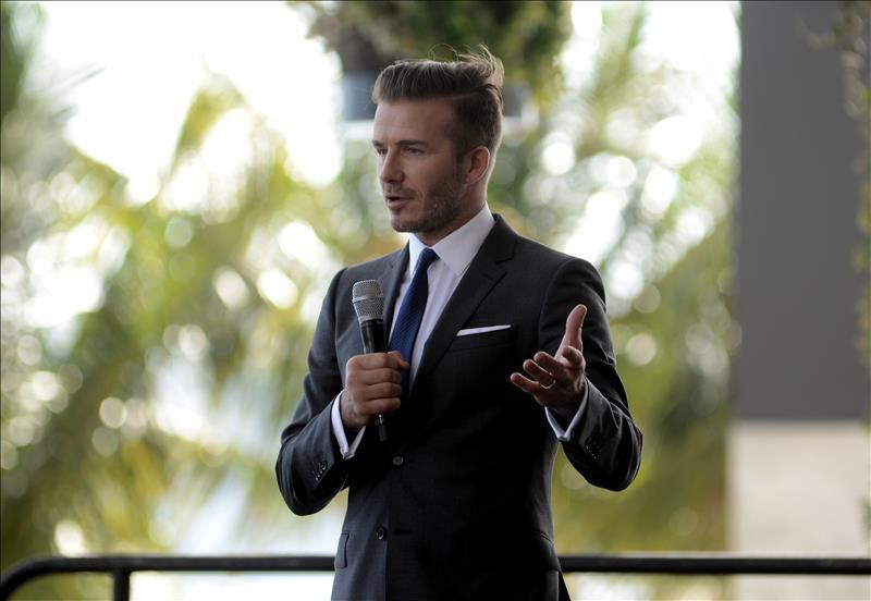 Beckham pide dinero a los dueños cataríes del PSG para su nuevo club de Miami